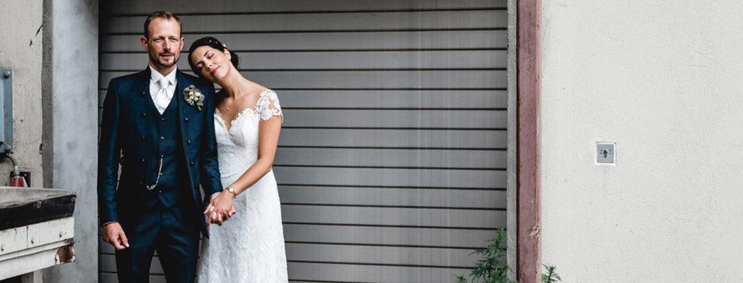 Als Hochzeitsfotograf im Port Speicher XI Bremen